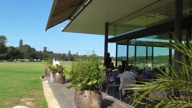 レストラン Centennial Parklands Dining