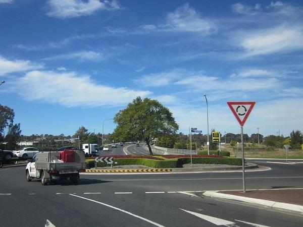 ランナバウト(roundabout)