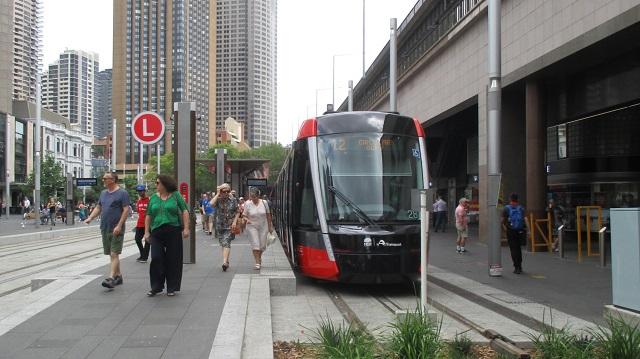 シドニー路面電車 トラム
