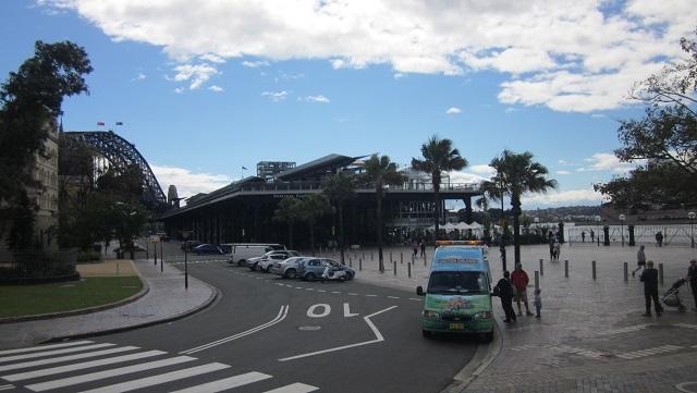 Overseas Passenger Terminal(オーバーシーズ・パッセンジャー・ターミナル)