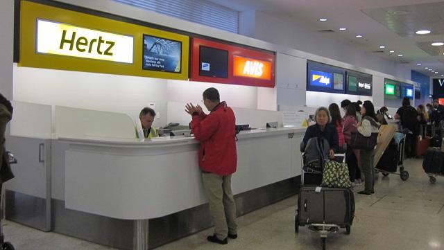 sydney airport car rentals