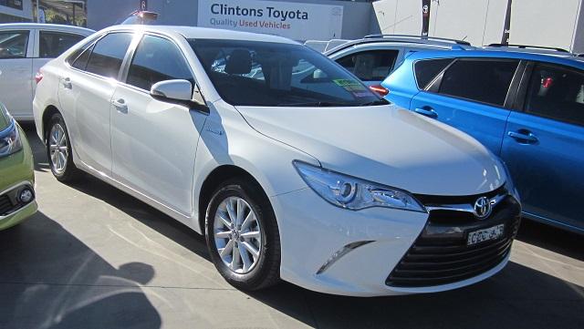 Toyota Camry トヨタカムリ