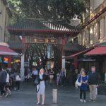 China town Dixon St Entrance