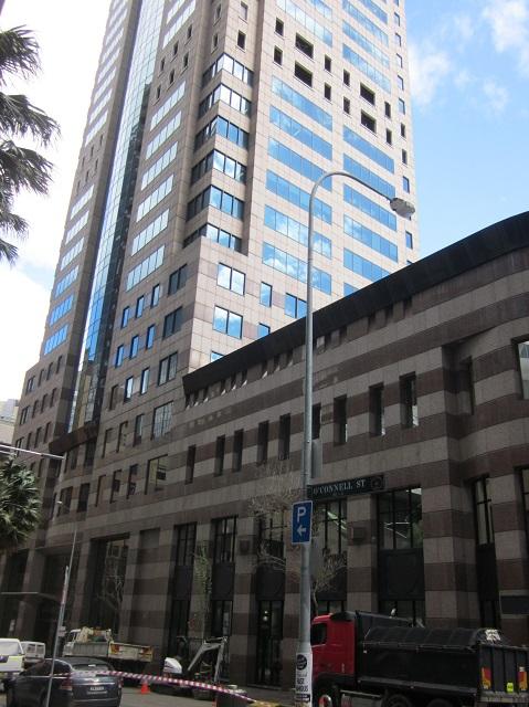 在シドニー日本国総領事館 - Consulate-General of Japan, Sydneyのビル