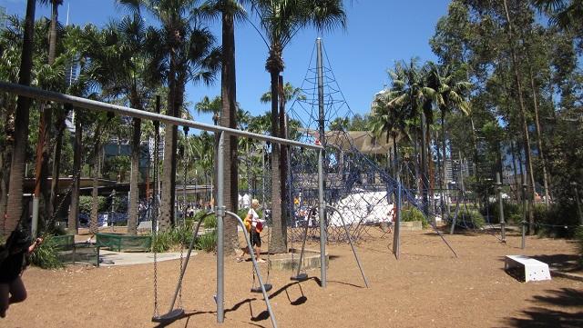 Darling Quarter Playground(ダーリングクォーター・プレイグランド)