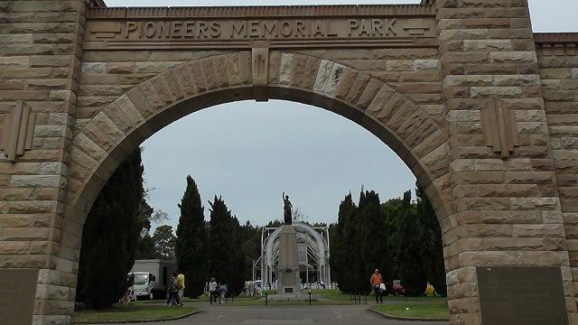 Pioneers Memorial Park