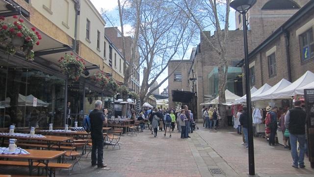 Playfair Street(プレイフェアストリート)