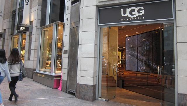 UGG® Australia シドニーピットストリート店
