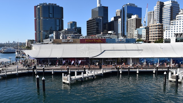 Darling Harbour ダーリングハーバー