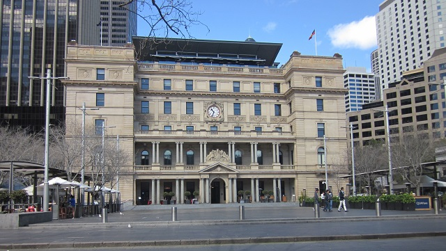 Sydney Customs House