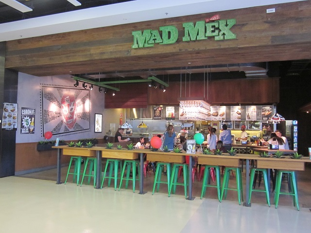 MAD MEXというメキシカン