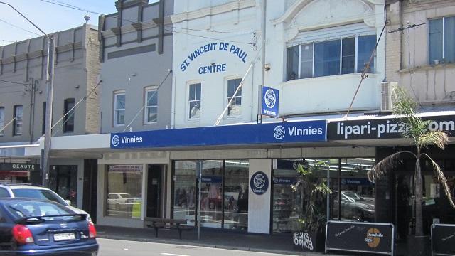 Vinniesの店舗