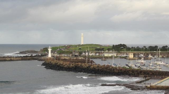 Wollongongの灯台