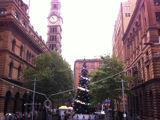 シドニー クリスマス