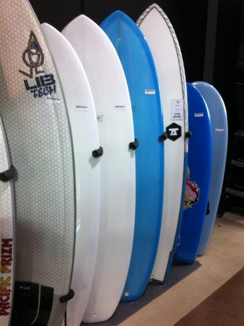 オーストラリア輸入サーフボード