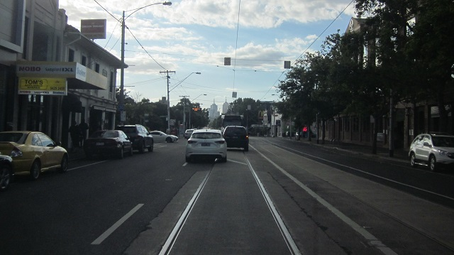 メルボルン 運転 トラム