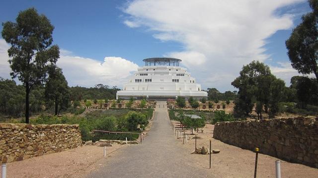 オーストラリア 仏教 建物