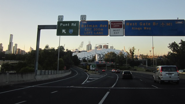 Melbourne Freeway