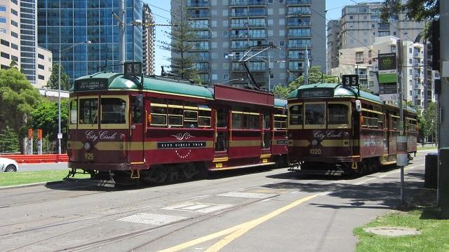 Melbourne Tram Free Zone
