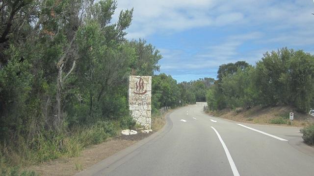 Peninsula Hot Springs モーニントン半島 ビクトリア州 オーストラリア