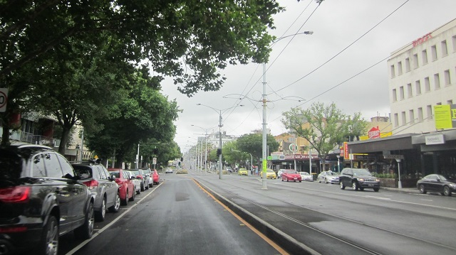 セントキルダ フィッツロイストリート メルボルン