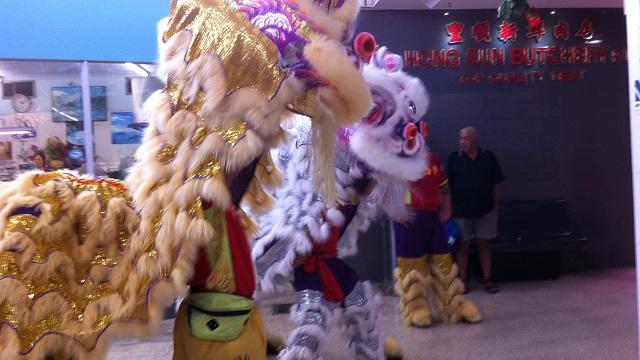 中国 旧正月 オーストラリア