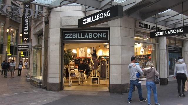ビラボン オーストラリア