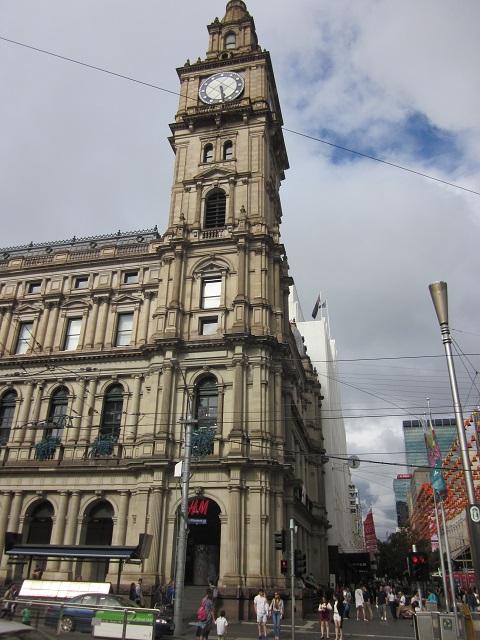 メルボルン 文化財 歴史 建造物