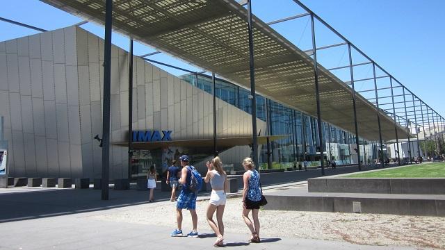 メルボルン博物館