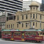 Melbourne Tram メルボルン トラム 路面電車