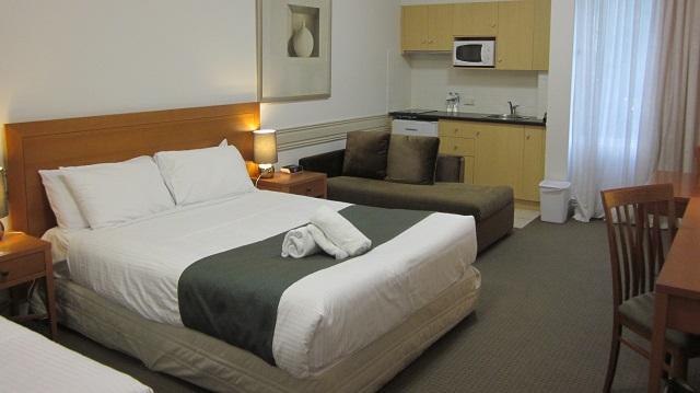 メルボルン ホテル Quality Suites Beaumont Kew