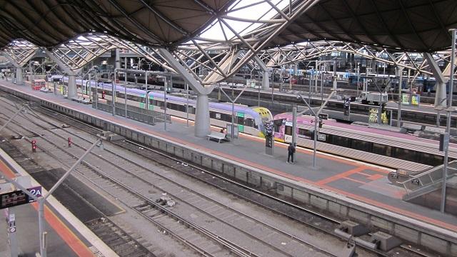 サザンクロス駅 Southern Cross Station ビクトリア メルボルン