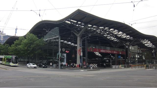 サザンクロス駅 メルボルン