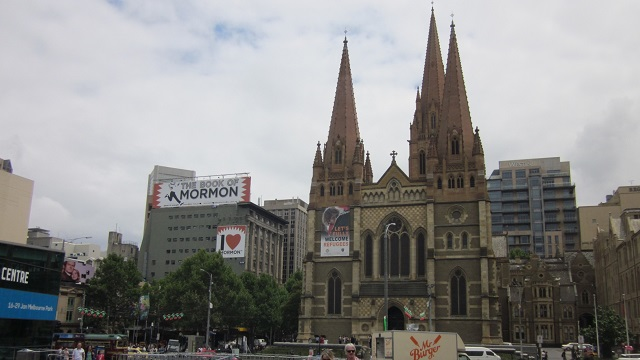 メルボルン 教会