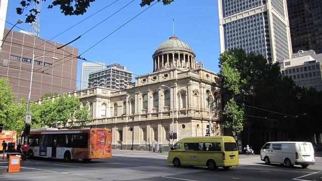 Supreme Court of Victoria ビクトリア州 最高裁判所