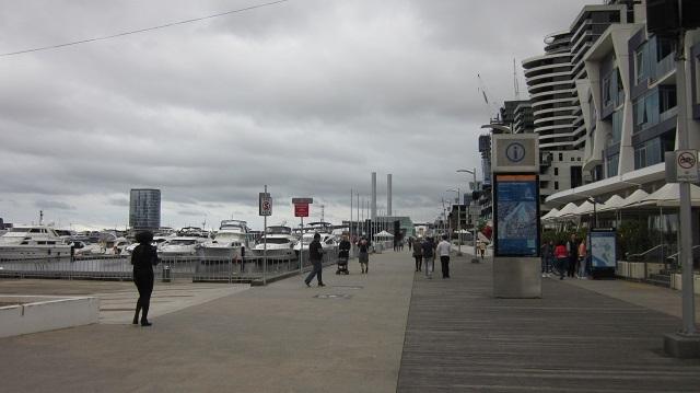 Melbourne Cit Marina メルボルン シティ マリーナ