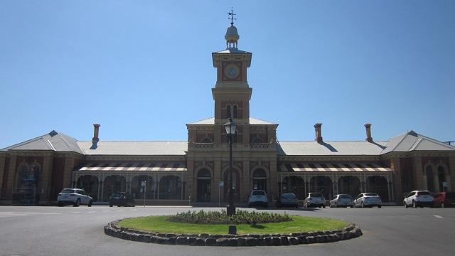 オルベリー 駅