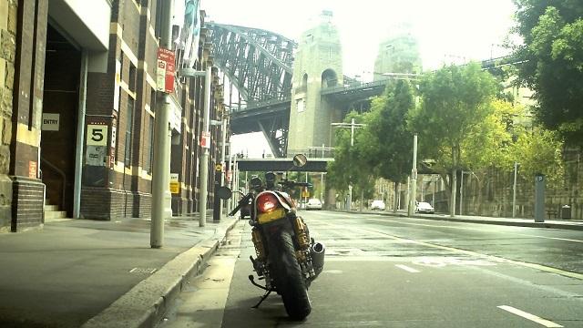 カワサキ バイク オーストラリア
