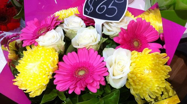 母の日 菊 花 オーストラリア