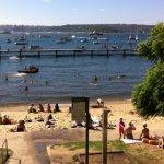 Murray Rose Pool ビーチ シドニー