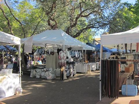 Glebe Markets Stalls