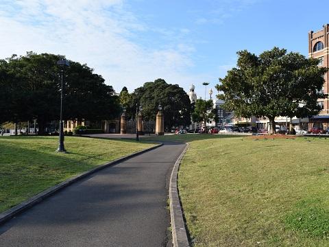 Victoria Park シドニー