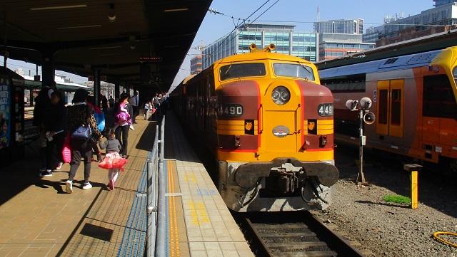 オーストラリアビンテージ列車