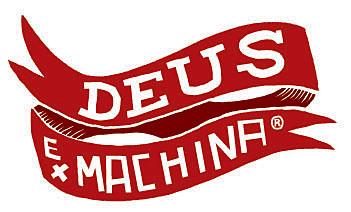 デウスエクスマキナのロゴ
