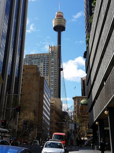 シドニータワー オーストラリア