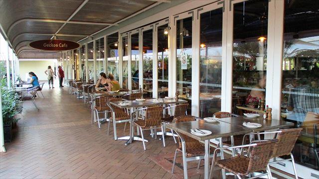 エアーズロック(ウルル)のカジュアルレストラン