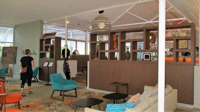 デザート・ガーデンズ・ホテル(Desert Gardens Hotel)にあるレストラン