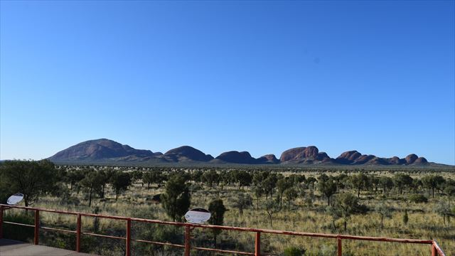 Kata Tjuta Dune Viewing