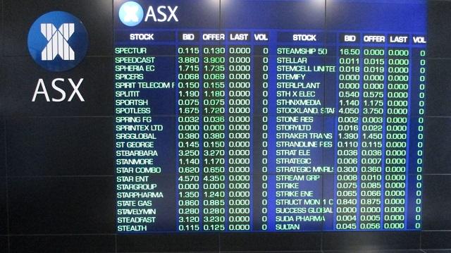 ASX オーストラリア株