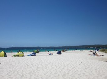 Hyams Beach ハイアムズ・ビーチ